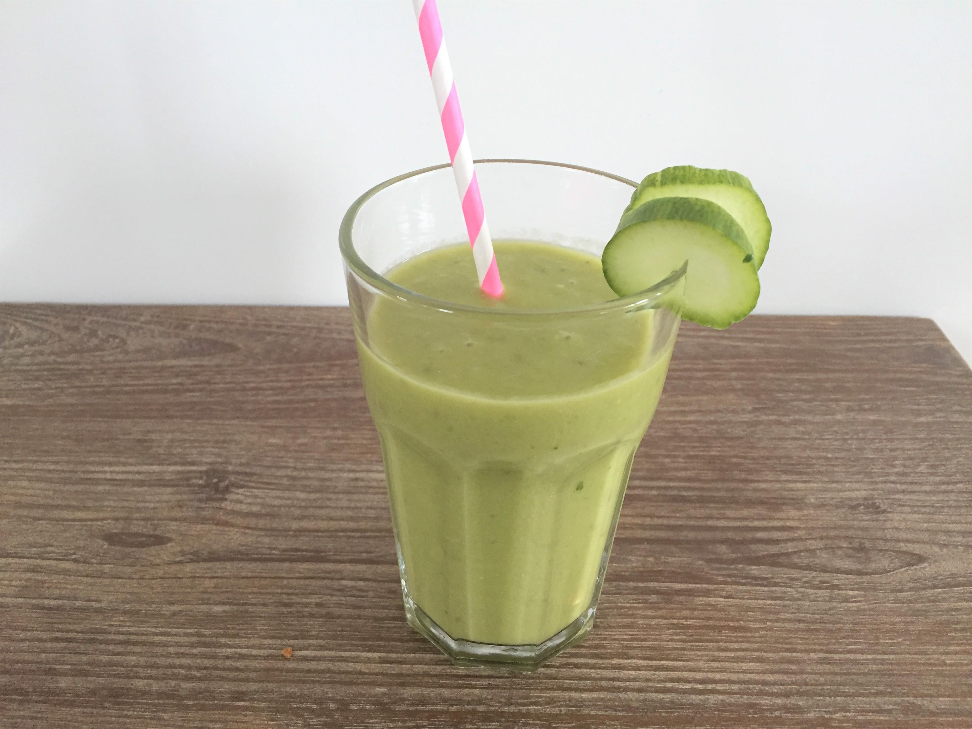 smoothie met avocado