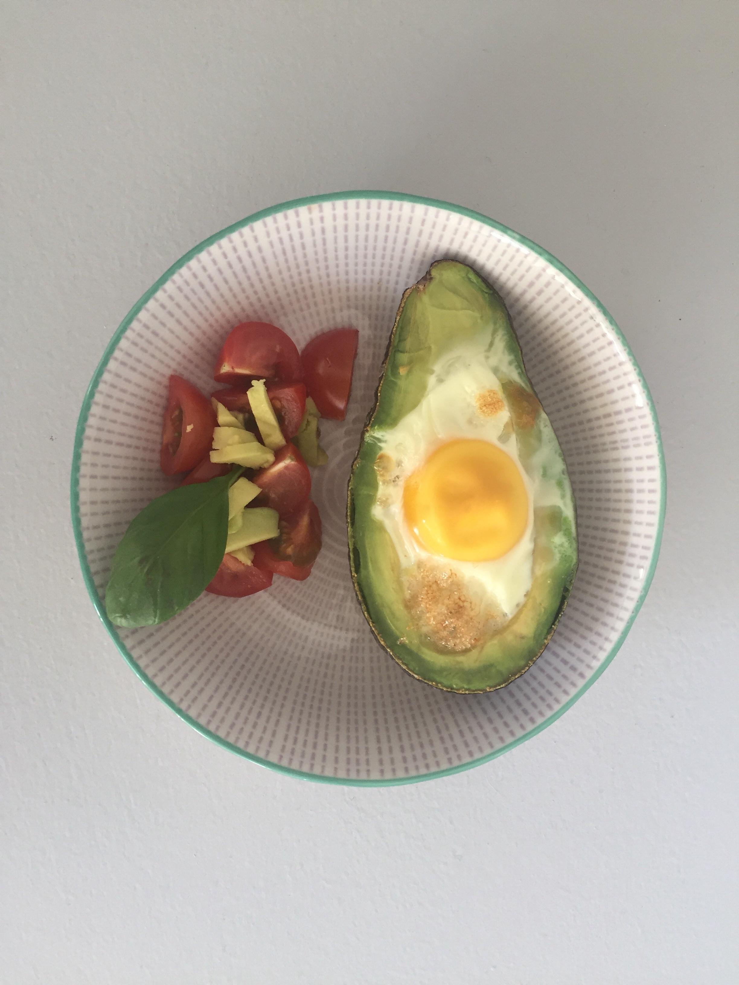 Eivocado gezond fastfood Nora French