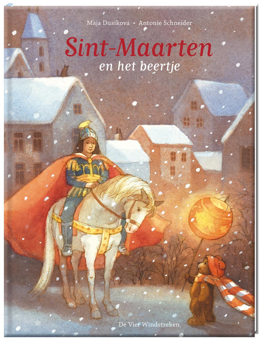 Sint Maarten en het beertje