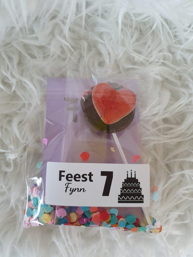 Trakteren valentijn