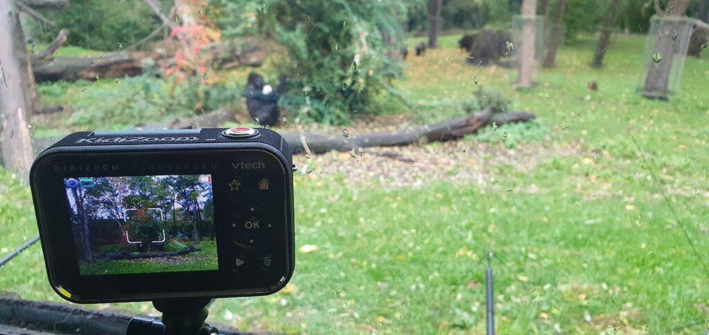 Vtech Vloggercam Burgers Zoo