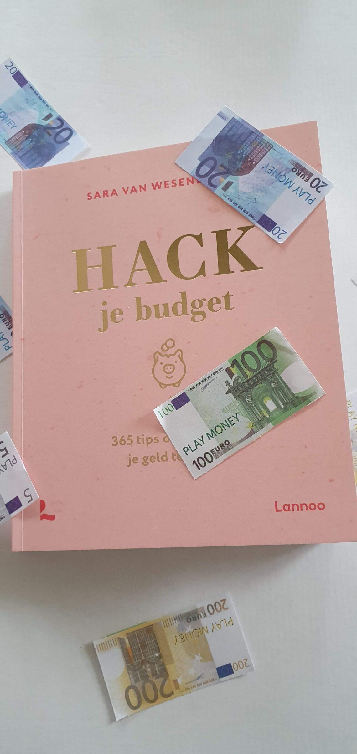 Hack je budget besparen