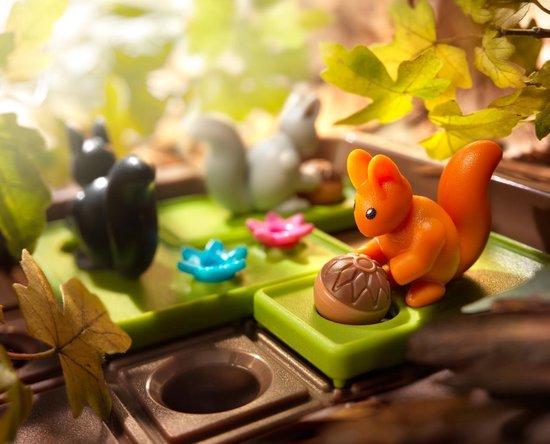Squirrels go nuts smartgame voor kleuters