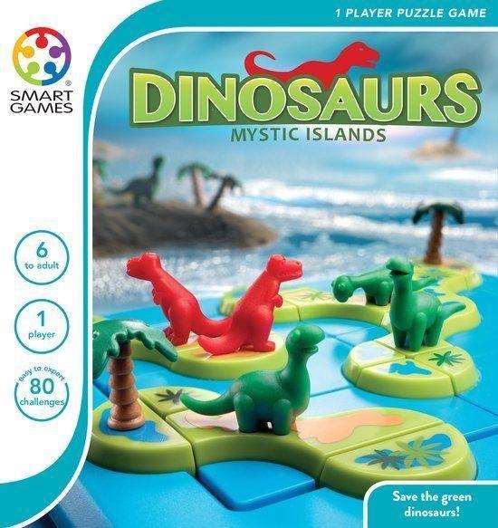 Dinosaurs smartgame slimme kleuter