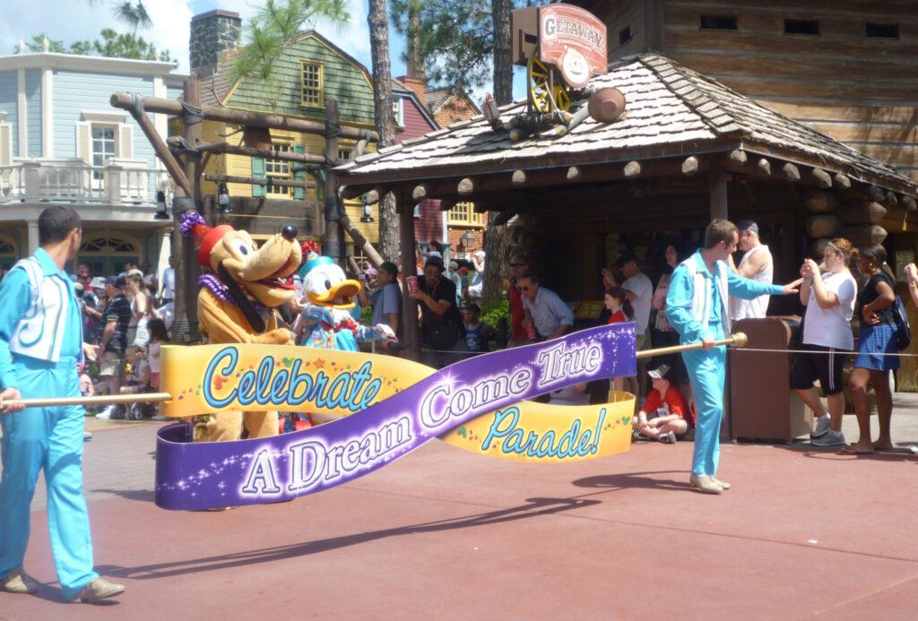 Walt Disney World Orlando Parade