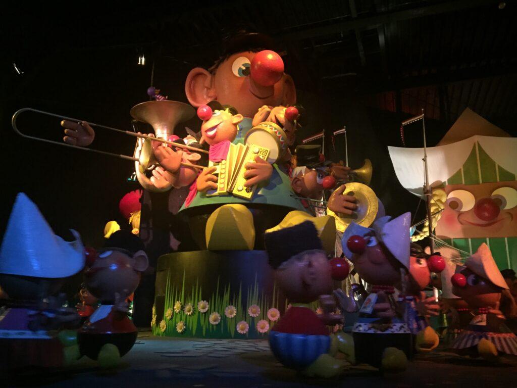 Overnachten Efteling Carnaval