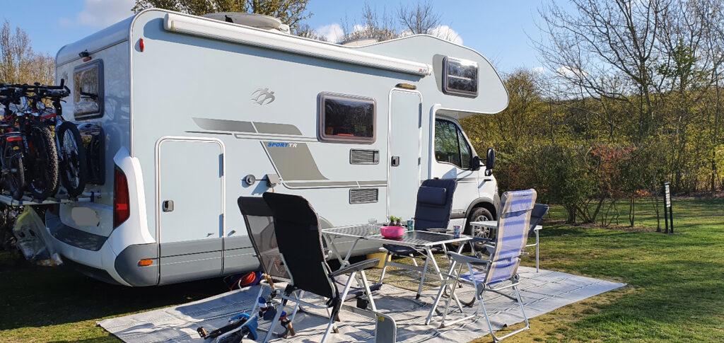 Checklist camper uitrusting