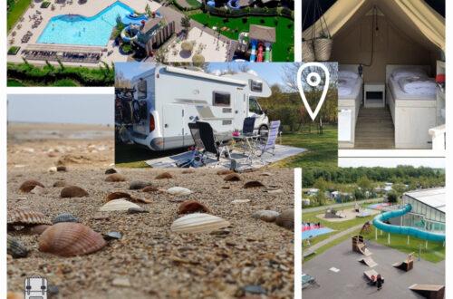 5 tips voor een camping in Noord Holland aan zee