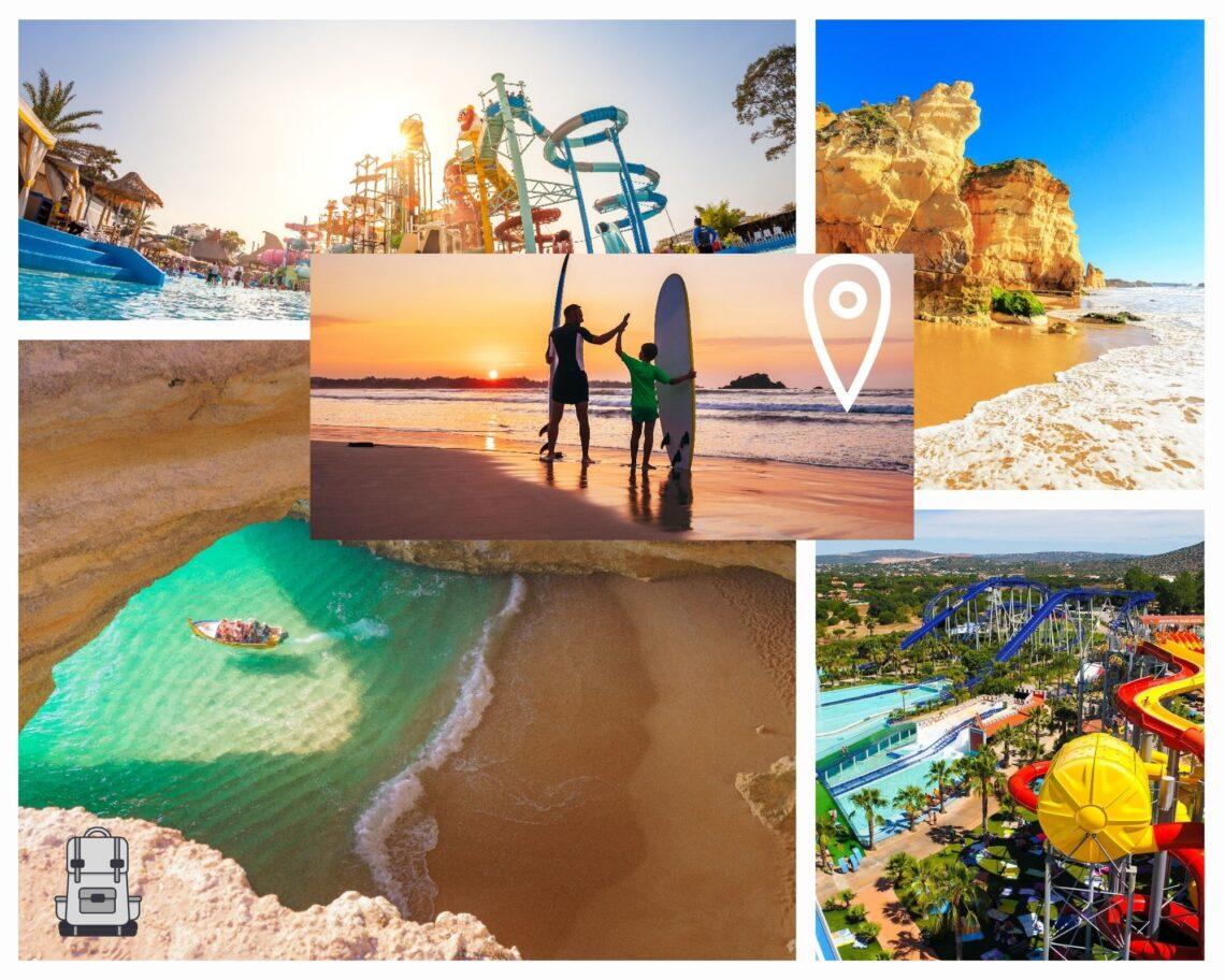 Algarve met kinderen 4 tips voor de perfecte vakantie