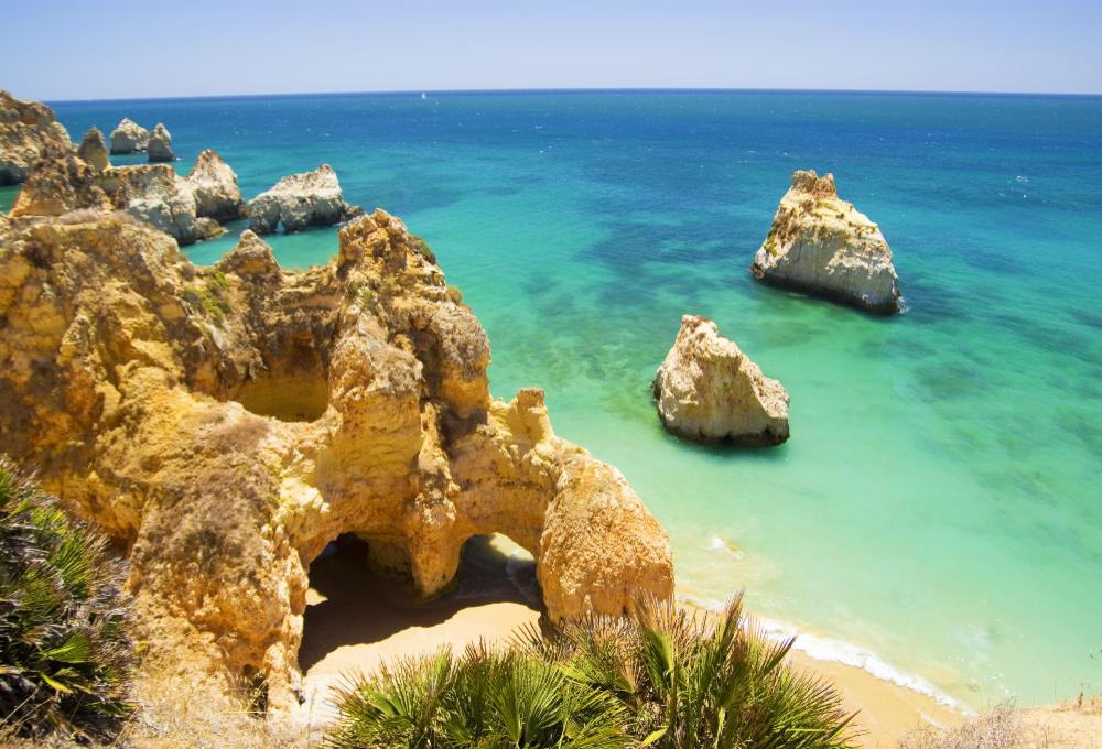 Dit zijn de 10 mooiste stranden van de Algarve