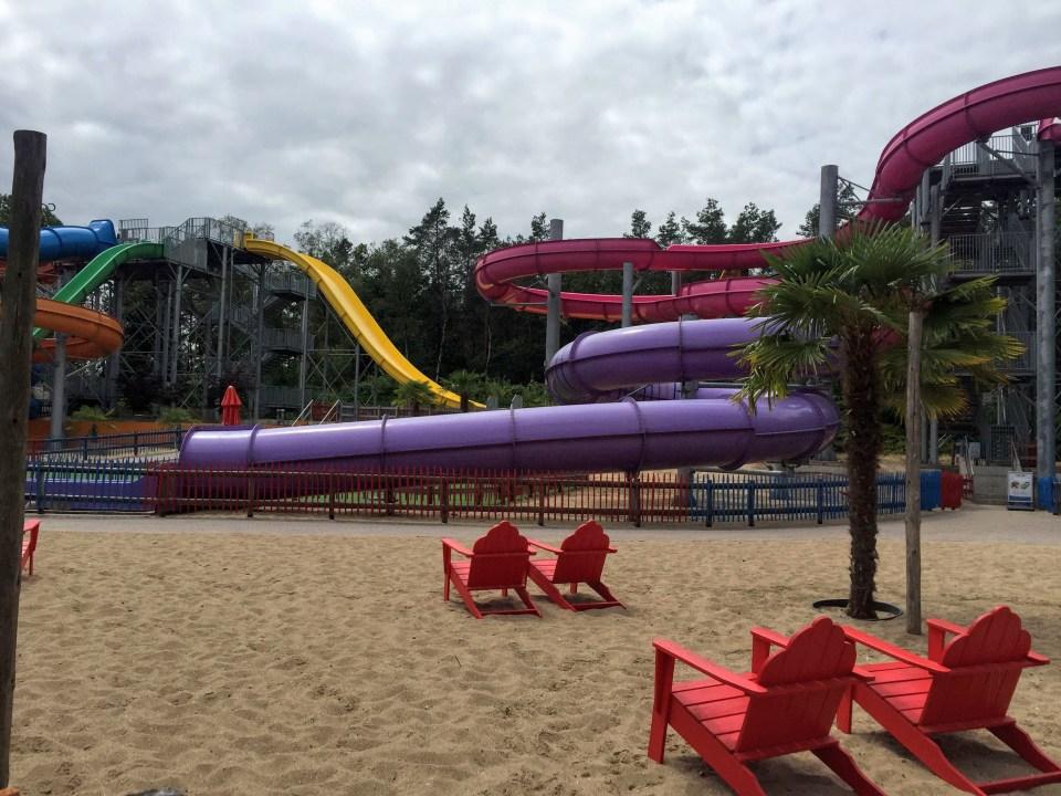 Aquaventura Slidepark Hellendoorn