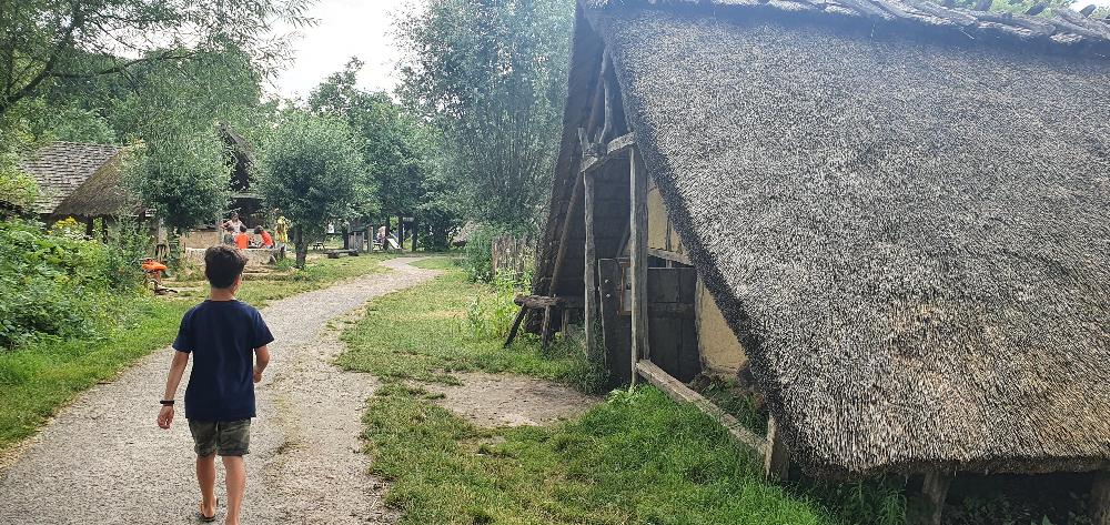 peHistorisch Dorp oude ambachten