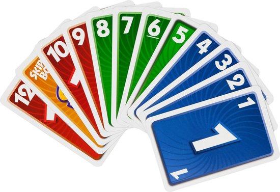 Skipbo leukste kaartspellen voor op reis