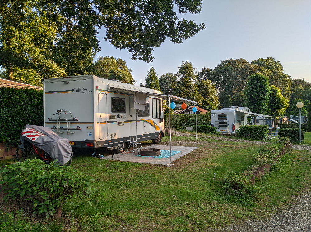 campervakantie