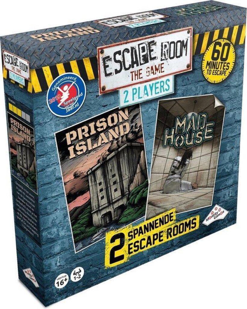 Escape room 2 personen