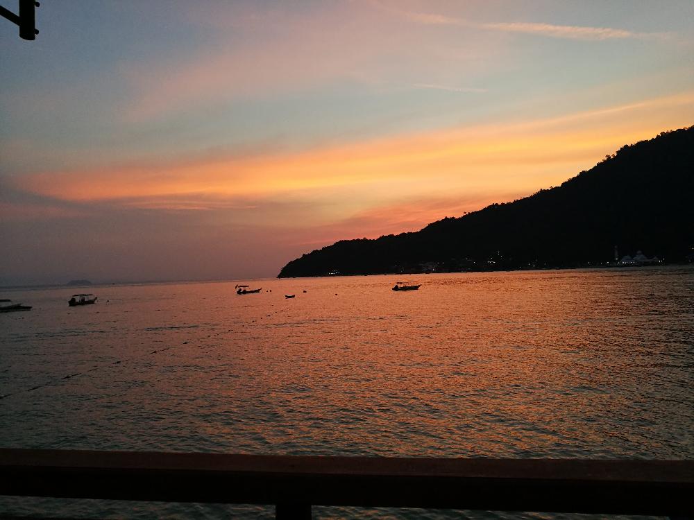 Perhentian Maleisie gouden uurtje voor je vakantiefoto's