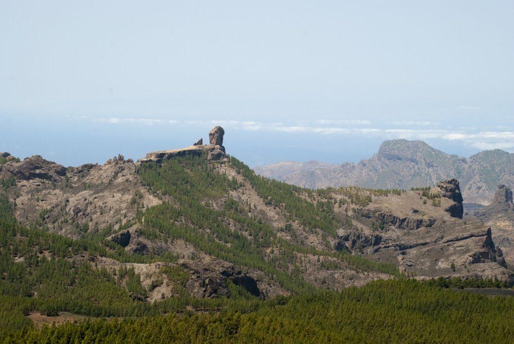Roque Nublo Gran Canaria Canarische Eilanden