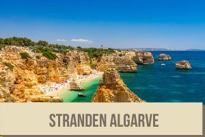 10 mooiste stranden van de Algarve